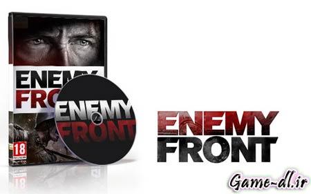 بازی enemy front نسخه کم حجم شده